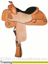"14.5"" 16"" 17"" Silver Mesa Classic Trainer Saddle SM3000 *FREE SADDLE PAD OR CASH DISCOUNT!*"