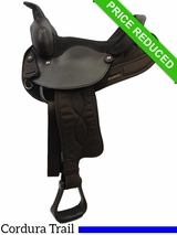 "14"" Big Horn cordura Nylon Saddle 103 CLEARANCE"
