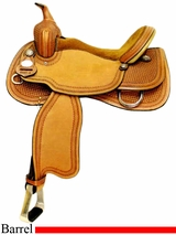 "14"" to 16"" Crates Speedster II Barrel Saddle 2424"