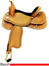 "14"" to 16"" Crates Speedster II Barrel Saddle 2425"