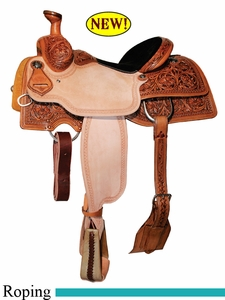 "14"" to 17"" Circle Y XP Gunnison Roper Saddle 2759 *free gift*"