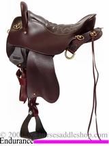 "15.5"" to 18.5"" Tucker Endurance Trail Saddle 159 *free gift*"