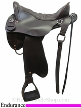 "14.5"" to 18.5"" Tucker Endurance Trail Saddle 159"