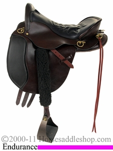 "** SALE **15.5"" to 18.5"" Tucker Equitation Endurance Saddle 149 *free gift*"