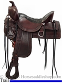 "** SALE **15 1/2"", 16 1/2"", 17 1/2"", 18 1/2"" Tucker Saddles Old West Trail Saddle regular or wide tree 277 *FREE $98.17 GIFT*"
