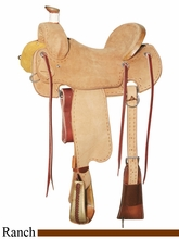 "** SALE **15"" to 17"" Circle Y XP Colt Starter Ranch Saddle 1115 *free gift*"