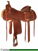 "15"" to 17"" Circle Y Xtreme Performance Fannin Versatility Saddle 1471 *free pad or cash discount*"