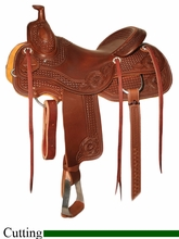 "15"" to 17"" Circle Y XP Fannin Versatility Saddle 1471 *free gift*"