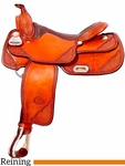 """15"""" to 17"""" Billy Cook Classic Reiner Saddle 9602"""
