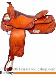 "15"" to 16"" Billy Cook Classic Reiner Saddle 9602"