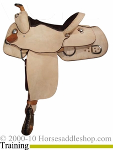 "16"" Alamo Training Saddle 1700"