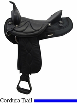 "15"" to 17"" Big Horn Sof-Tee Riders Saddle 507 607"