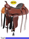 "** SALE **15"" 16"" 17"" Cashel Trail Blazer Saddle, Reg or Wide Tree"