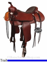 "** SALE **15"" to 17"" Cashel Trail Blazer Saddle, Reg or Wide Tree"