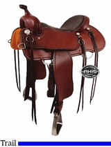 "15"" to 17"" Cashel Trail Blazer Saddle, Reg or Wide Tree"