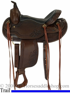 16inch 17inch Custom Dakota Saddle Haflinger Bars