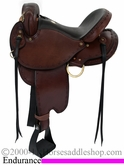 "15"" 16"" 17"" Dakota Endurance Trail Saddle 313"