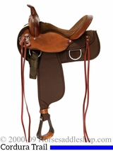"15"" to 17"" Fabtron Lady Trail Saddle 7152 7154 7156"