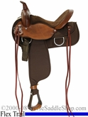 "15"" 16"" 17"" Fabtron Saddle - Lady Flex Trail Package FQHB  7152p 7154p"