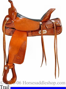 15inch 16inch 17inch Billy Cook Trail Saddle