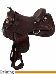 "** SALE ** 15"" 16"" 17"" South Bend Saddle Co Reining Saddle 2704"