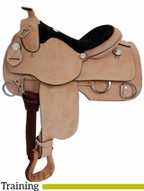 "** SALE ** 15"" 16"" 17"" South Bend Saddle Co Training Saddle 1300"