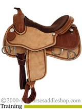 "15"" 16"" 17"" South Bend Saddle Co Training Saddle 2387"