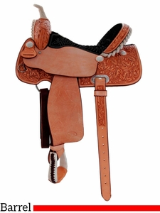 "14"" to 16"" Billy Cook Half Breed Barrel Saddle 2010"