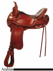"NO LONGER AVAILABLE 15"" 16"" Crates Ultra-Light Arabian Saddle 2399"