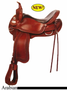 "15"" 16"" Crates Ultra-Light Arabian Saddle 2399"