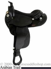 "15"", 16"" Dakota Arabian Horse Saddle 5319"