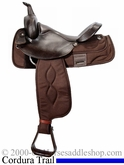 "15""  17"" Big Horn Synthetic Full QH Bars Saddle 274 276 278"