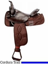 "** SALE ** 15"" to 17"" Big Horn Synthetic Full QH Bars Saddle 274 276 278"
