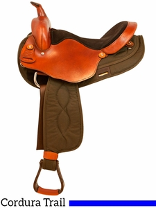 "15"" to 17"" Big Horn Light Weight Haflinger Saddle 290 291 292"