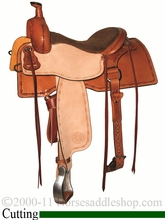 """15.5"""" 16"""" 16.5"""" 17"""" Silver Mesa Traditions Versatility Saddle SM2007 *FREE SADDLE PAD OR CASH DISCOUNT!*"""