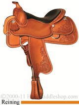 "15.5"" 16"" 17"" Silver Mesa Classic Reiner Saddle SM3002 *FREE SADDLE PAD OR CASH DISCOUNT!*"