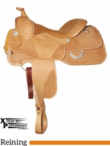 "15.5"" to 17"" Circle Y XP Granger Reiner Saddle 2671 w/Free Pad"