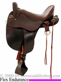 "** SALE **15.5"" to 18.5"" Tucker Gen II Bayou Plantation Saddle 140 *free gift*"