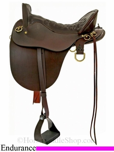 "15.5"" to 18.5"" Tucker River Plantation Saddle 146"