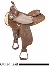 "15.5"" 16.5"" The Tennessean� Trail Saddle 2245"