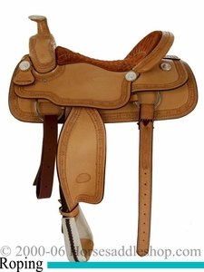 15.5inch 16inch or 16.5inch Roping Saddle by Billy Cook