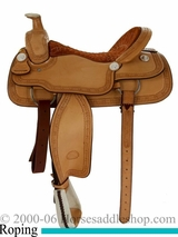 "15"" to 16"" Billy Cook Roping Saddle 2121"
