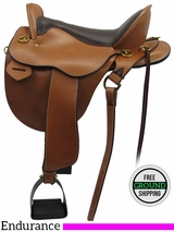 "15.5"" Tucker Equitation 149 Endurance Saddle, Discontinued ustk3277 *Free Shipping*"
