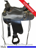 "15.5"" Tucker Mule Trail Saddle 259"