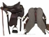 "SOLD 2014/10/22 $1351.50 15.5"" Tucker Vista Endurance Trail Saddle 153"