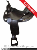 "15"" Circle Y Mojave Flex2 Arabian Saddle 1561"