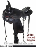 "NO LONGER AVAILABLE 15"" Circle Y Julie Goodnight Gaited Trail Saddle uscy2519 *Free Shipping*"