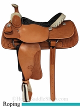 "15"" to 16"" Billy Cook Dally Team Roper Saddle 9111"