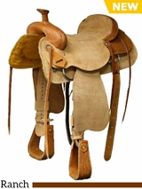 "15"" to 16"" Colorado Saddlery Cimmaron Mountain Ranch 300-5110-6110"