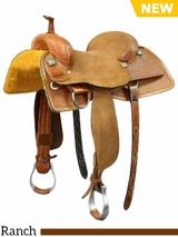 """** SALE ** 15"""" to 16"""" Colorado Saddlery Ranch Cutter 300-5115-6115"""